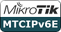 MTCIPv6E - MikroTik Certified IPv6 Engineer
